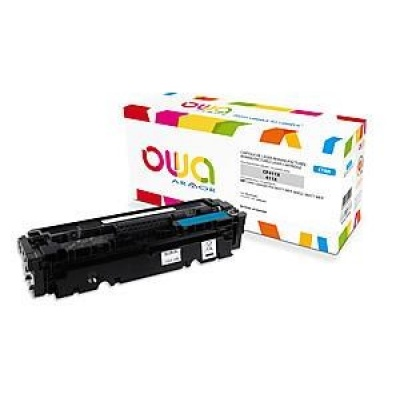 OWA Armor toner pre HP Color Laserjet pre M377 MFP, M452, M477 MFP, 5000 strán, CF411X, modrá/cyan