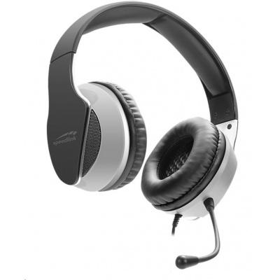 SPEED LINK sluchátka HADOW Gaming Headset, pro PC/PS5/PS4/Xbox Series X/S/Switch, černá
