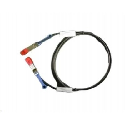 DELL Networking Cable SFP+ to SFP+ 10GbE Copper Twinax Direct Attach Cable 3 MeterCusKit