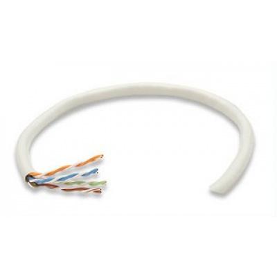 Intellinet UTP kábel, Cat5e, drôt 305m, 24AWG, šedý