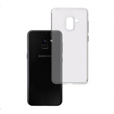 3mk ochranný kryt Clear Case pro Samsung Galaxy A8 2018 (SM-A530), čirý