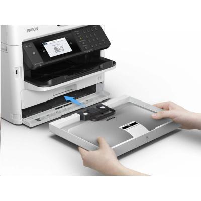 EPSON tiskárna ink WorkForce Pro WF-M5799DWF, čb, 4v1, A4, 100ppm, Ethernet, WiFi (Direct), Duplex