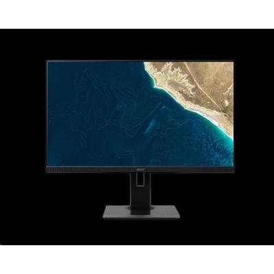ACER LCD B227Qbmiprzx - 21.5'' IPS LED,1920x1080@75Hz,100M:1,250cd/m2,178°/178°,4ms,VGA,HDMI,DP,USB Hub,VESA,Pivot