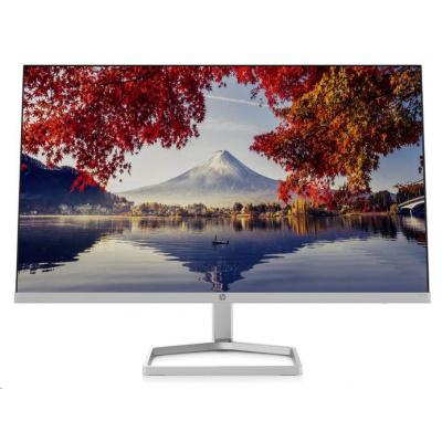 """LCD HP M24f; 24"""" IPS matný, FHD 1920x1080; 300 nitů; 5ms; HDMI;VGA;Eyesafe"""