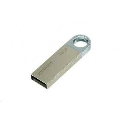 GOODRAM Flash Disk UUN2 16GB USB 2.0 stříbrná