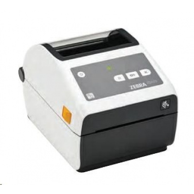 Zebra DT Healthcare tiskárna etiket ZD420d, 203 dpi, USB, USB Host, Modular Connectivity Slot, LAN