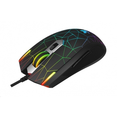 RAPOO myš V26S Gaming Mouse, Black