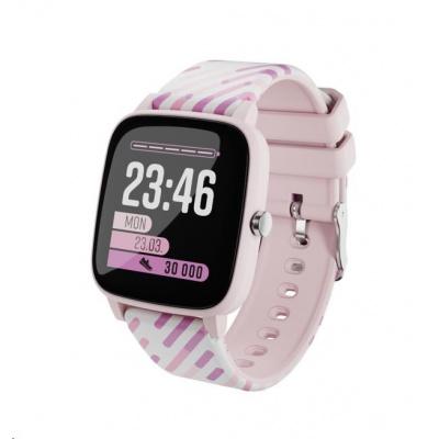 LAMAX BCool Pink - chytré hodinky pro děti