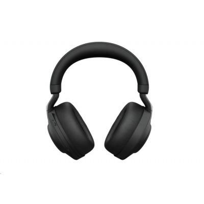 Jabra náhlavní souprava se stojánkem Evolve2 85, Link 380a MS, stereo, černá