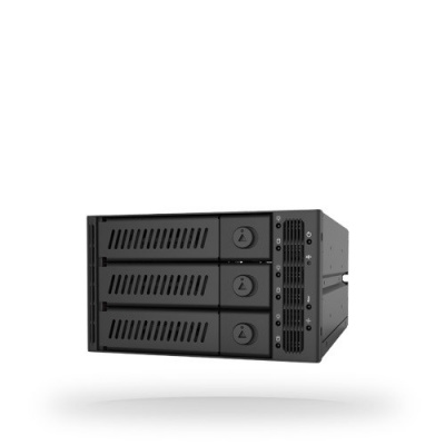 "CHIEFTEC SAS/SATA Backplane CMR-2131SAS, 2x 5,25"" for 3x 3,5"" HDDs/SSDs"