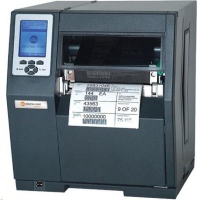Honeywell H-4212, 8 dots/mm (203 dpi), řezačka, RTC, display, PL-Z, PL-I, PL-B, USB, RS232, LPT, Ethernet