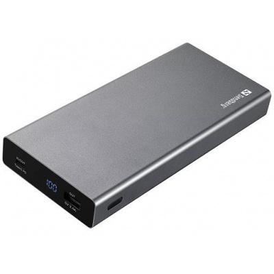 Sandberg power banka USB-C, 20000 mAh