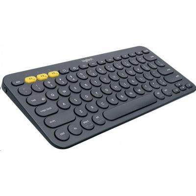 Logitech Bluetooth Keyboard Multi-Device K380, dark grey, US