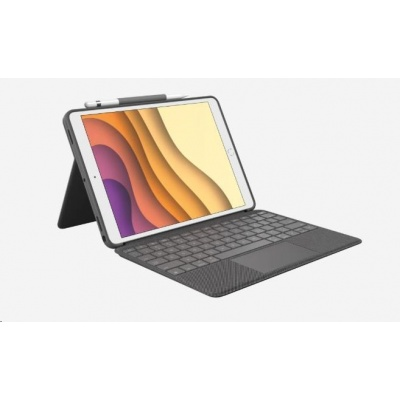 Logitech pouzdro COMBO TOUCH pro iPad (7TH GEN), iPad AIR (3RD GEN) a iPad PRO 10.5