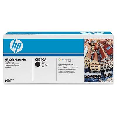 HP 651A Black LJ Toner Cart, 13 500 str, CE340A