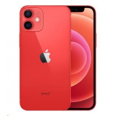 APPLE iPhone 12 mini 128GB (PRODUCT) Red