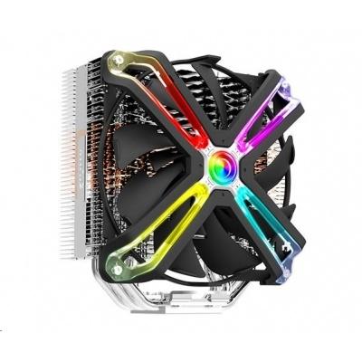 ZALMAN chladič CNPS17X, RGB