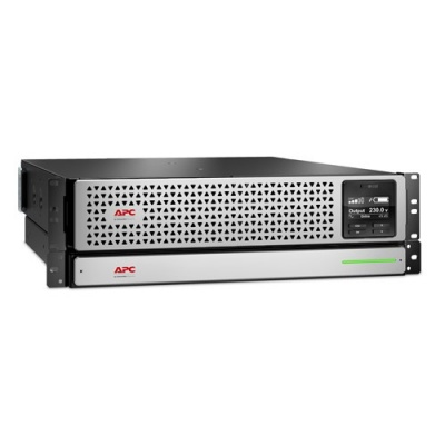 APC Smart-UPS SRT Li-Ion 2200VA RM 230V Network Card, 3U, (1980W)