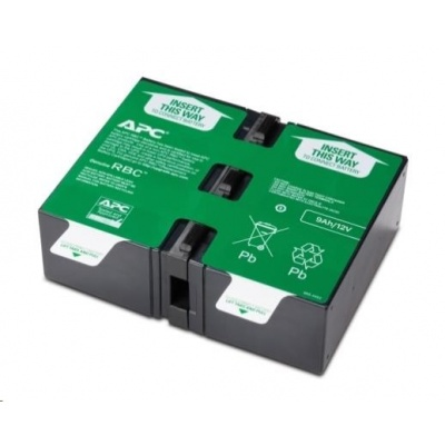 APC Replacement battery Cartridge #165, BR1300MI