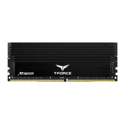DIMM DDR4 16GB 4300MHz, CL18, (KIT 2x8GB), T-FORCE Xtreem Gaming Memory (Black)