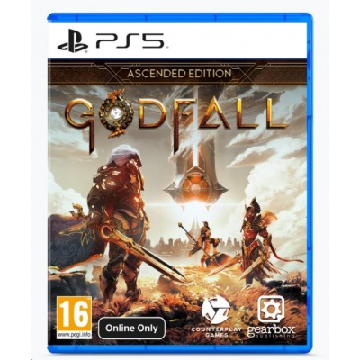 PS5 hra Godfall: Ascended Edition