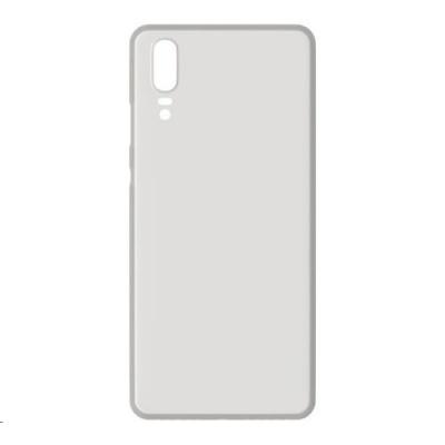 3mk ochranný kryt NaturalCase pro Huawei P20, transparentní bílá