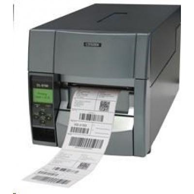 Citizen CL-S703II, 12 dots/mm (300 dpi), MS, EPL, ZPLII, Datamax, multi-IF (Ethernet)