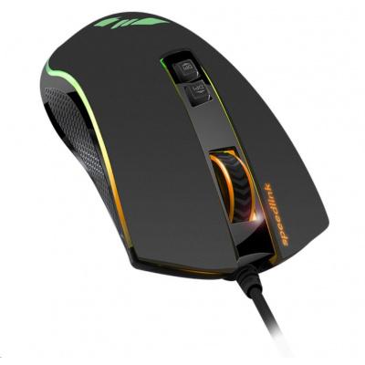 SPEED LINK myš ORIOS RGB Gaming Mouse, černá