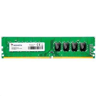 DIMM DDR4 8GB 2666MHz CL19 ADATA Premier memory, 1024x8, Bulk