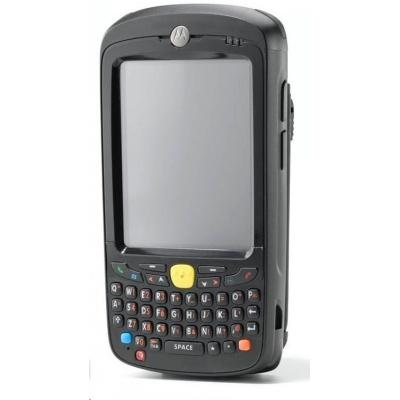 Zebra MC55X, 2D, USB, Wi-Fi, QWERTY, disp., ext. bat.