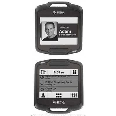 Zebra SB1, 2D, Wi-Fi, E-Ink, PTT, black