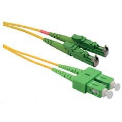 Solarix Patch kabel 9/125 E2000apc/SCapc SM OS 3m duplex SXPC-E2000/SC-APC-OS-3M-D