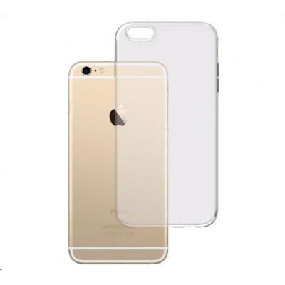 3mk ochranný kryt Clear Case pro Apple iPhone 6 Plus, 6s Plus, čirý