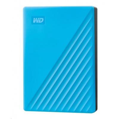 "WD My Passport portable 4TB Ext. 2.5"" USB3.0 Blue"