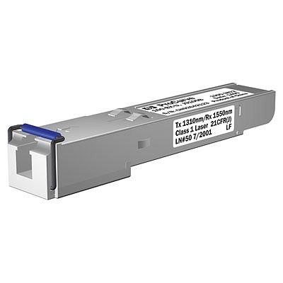 HP X112 100M SFP LC BX-U Transceiver