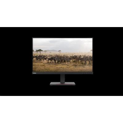 LENOVO LCD ThinkVision S27e-20 27'' VA; 16:9; 1920x1080; 250cmd; 4ms; VGA;HDMI; Stand:Tilt,Free Sync; 3y