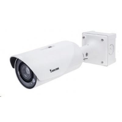 Vivotek IB9365-LPR, 2Mpix, 60sn/s, H.265, motorzoom 12-40mm (35-12°),DI/DO, PoE, Smart IR 100m,SNV,WDR 140dB,mSD, IP67