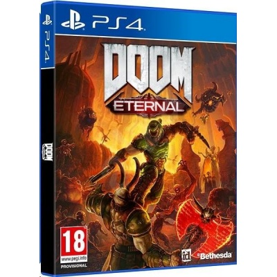 PS4 hra Doom Eternal