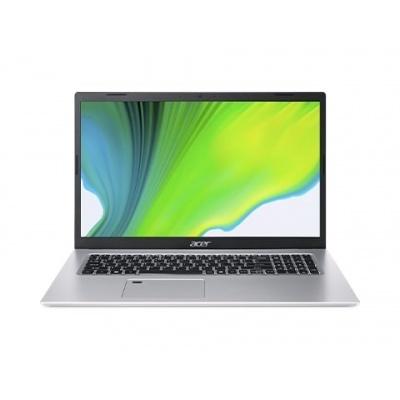 """ACER NTB Aspire 5 (A517-52-718Q) - 17.3"""" IPS FHD,i7-1165G7,16GB,1TBSSD,Iris Xe Graphics,W10P,Stříbrná"""
