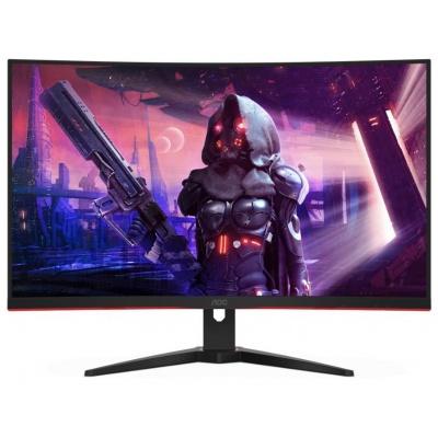 """AOC MT IPS LCD  WLED 27"""" 27G2AE/BK - IPS panel, 1920x1080, 1ms, 144Hz, D-Sub, 2xHDMI, DP, repro"""