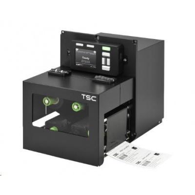 TSC PEX-1220 Right Hand, 8 dots/mm (203 dpi), disp. (colour), RTC, USB, RS232, LPT, Ethernet