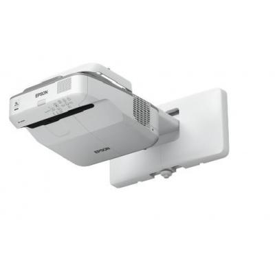 EPSON projektor EB-685W - 1280x800, 3500ANSI, HDMI, VGA, SHORT, LAN,9000h ECO životnost lampy, 5 LET ZÁRUKA