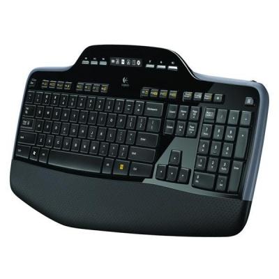 Logitech Wireless Desktop MK710, DE