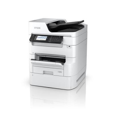 EPSON tiskárna ink EPSON WorkForce Pro WF-C879RDWF ,( 4v1, A3+, 34ppm, Ethernet, WiFi (Direct))