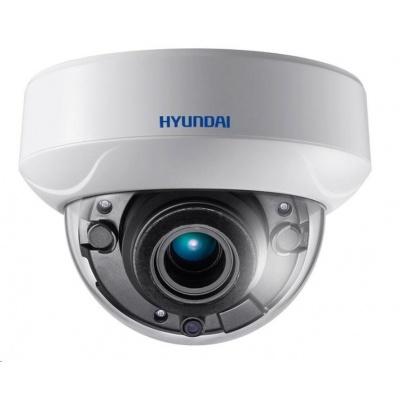 HYUNDAI analog kamera, 2Mpix, 25 sn/s, obj. 2,8-12mm (100°), HD-TVI, DC12V, IR 20m, IR-cut, WDR 120dB, 3DDNR, IP50