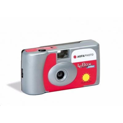 Agfaphoto LeBox Outdoor 400/27 - jednorázový analogový fotoaparát