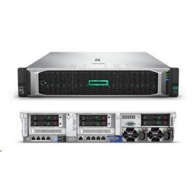 HPE PL DL380g10 4208 (2.1G/8C) 2x32G P408i-a2GBssb 8SFF 2x500W 4x1GFLR366 EIRCMA NBD333 2U