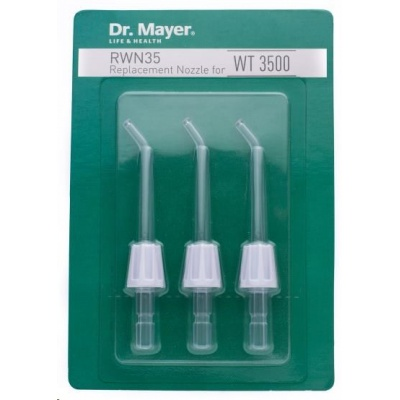 Dr. Mayer RWN35 náhradní hlavice pro WT3500 (3 ks)
