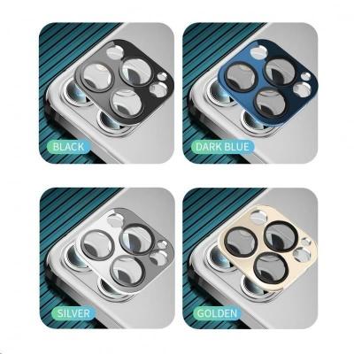 COTEetCI sklo na fotoaparát pro Apple iPhone 12 Pro Max 6.7'' stříbrné