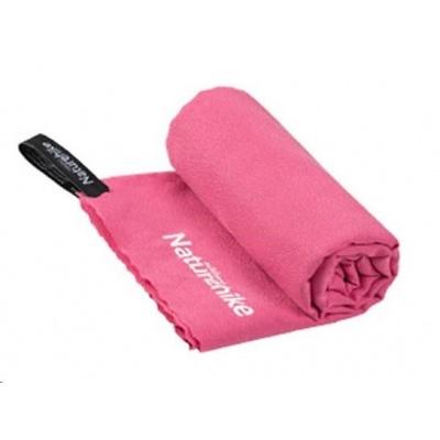 Naturehike rychleschnoucí ručník 80x40cm 30g - růžový